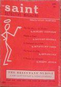 Saint Detective Magazine (1953-1967 King-Size) Pulp Vol. 5 #1