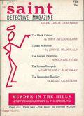 Saint Detective Magazine (1953-1967 King-Size) Pulp Vol. 5 #2