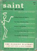 Saint Detective Magazine (1953-1967 King-Size) Pulp Vol. 5 #3