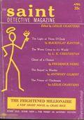 Saint Detective Magazine (1953-1967 King-Size) Pulp Vol. 5 #4