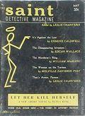 Saint Detective Magazine (1953-1967 King-Size) Pulp Vol. 5 #5
