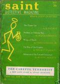 Saint Detective Magazine (1953-1967 King-Size) Pulp Vol. 6 #4