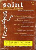 Saint Detective Magazine (1953-1967 King-Size) Pulp Vol. 6 #5