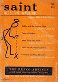 Saint Detective Magazine (1953-1967 King-Size) Pulp Vol. 6 #6