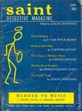 Saint Detective Magazine (1953-1967 King-Size) Pulp Vol. 7 #1