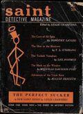 Saint Detective Magazine (1953-1967 King-Size) Pulp Vol. 7 #4