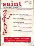 Saint Detective Magazine (1953-1967 King-Size) Pulp Vol. 7 #5