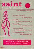 Saint Detective Magazine (1953-1967 King-Size) Pulp Vol. 8 #1
