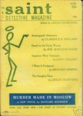 Saint Detective Magazine (1953-1967 King-Size) Pulp Vol. 8 #2