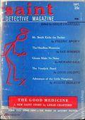 Saint Detective Magazine (1953-1967 King-Size) Pulp Vol. 8 #3