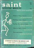 Saint Detective Magazine (1953-1967 King-Size) Pulp Vol. 8 #4