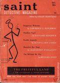 Saint Detective Magazine (1953-1967 King-Size) Pulp Vol. 8 #6