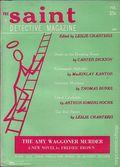 Saint Detective Magazine (1953-1967 King-Size) Pulp Vol. 9 #2