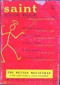 Saint Detective Magazine (1953-1967 King-Size) Pulp Vol. 9 #3