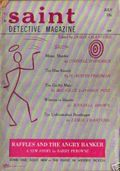 Saint Detective Magazine (1953-1967 King-Size) Pulp Vol. 10 #1