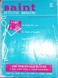 Saint Detective Magazine (1953-1967 King-Size) Pulp Vol. 10 #3