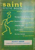 Saint Detective Magazine (1953-1967 King-Size) Pulp Vol. 10 #4