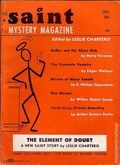 Saint Detective Magazine (1953-1967 King-Size) Pulp Vol. 10 #6