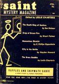 Saint Detective Magazine (1953-1967 King-Size) Pulp Vol. 11 #4