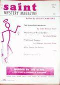Saint Detective Magazine (1953-1967 King-Size) Pulp Vol. 11 #5