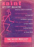 Saint Detective Magazine (1953-1967 King-Size) Pulp Vol. 11 #6