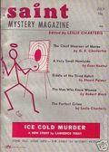 Saint Detective Magazine (1953-1967 King-Size) Pulp Vol. 12 #1