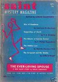 Saint Detective Magazine (1953-1967 King-Size) Pulp Vol. 12 #3