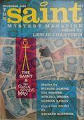Saint Detective Magazine (1953-1967 King-Size) Pulp Vol. 12 #5