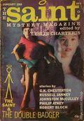 Saint Detective Magazine (1953-1967 King-Size) Pulp Vol. 13 #1