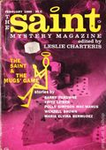 Saint Detective Magazine (1953-1967 King-Size) Pulp Vol. 13 #2