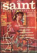 Saint Detective Magazine (1953-1967 King-Size) Pulp Vol. 13 #3