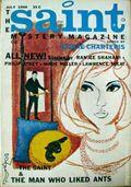 Saint Detective Magazine (1953-1967 King-Size) Pulp Vol. 14 #1