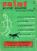 Saint Detective Magazine (1953-1967 King-Size) Pulp Vol. 15 #4