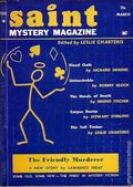 Saint Detective Magazine (1953-1967 King-Size) Pulp Vol. 15 #5