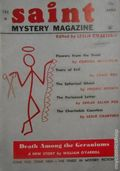 Saint Detective Magazine (1953-1967 King-Size) Pulp Vol. 15 #6