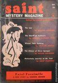 Saint Detective Magazine (1953-1967 King-Size) Pulp Vol. 17 #3