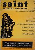 Saint Detective Magazine (1953-1967 King-Size) Pulp Vol. 17 #5