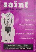 Saint Detective Magazine (1953-1967 King-Size) Pulp Vol. 18 #2