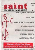 Saint Detective Magazine (1953-1967 King-Size) Pulp Vol. 18 #3