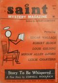 Saint Detective Magazine (1953-1967 King-Size) Pulp Vol. 18 #5