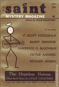 Saint Detective Magazine (1953-1967 King-Size) Pulp Vol. 19 #1