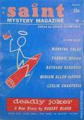 Saint Detective Magazine (1953-1967 King-Size) Pulp Vol. 19 #2