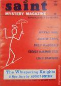 Saint Detective Magazine (1953-1967 King-Size) Pulp Vol. 19 #3