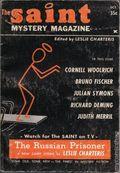 Saint Detective Magazine (1953-1967 King-Size) Pulp Vol. 19 #4