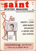 Saint Detective Magazine (1953-1967 King-Size) Pulp Vol. 19 #5