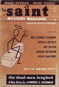 Saint Detective Magazine (1953-1967 King-Size) Pulp Vol. 19 #6