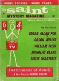 Saint Detective Magazine (1953-1967 King-Size) Pulp Vol. 20 #2