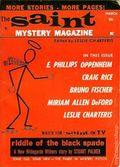 Saint Detective Magazine (1953-1967 King-Size) Pulp Vol. 20 #3