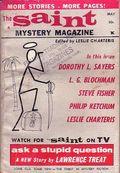 Saint Detective Magazine (1953-1967 King-Size) Pulp Vol. 20 #5