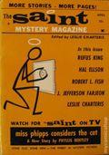Saint Detective Magazine (1953-1967 King-Size) Pulp Vol. 22 #1